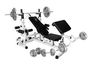 Vi på Gorilla Sports levererar kvalitativ gymutrustning så att du kan styrketräna när du vill. Vi har ett av Sveriges största utbud av gymutrustning. Allt från hantlar, skivstänger och bänkar. Med rätt utrustning kan du få ut maximal resultat och kvalité i din träning. Styrketräning ska vara kul utan krav. Vi erbjuder därför träningsutrustning för alla nivåer, fån nybörjare, motionär som elitidrottare.  #hemmagym #gymmahemma #hemmaträning