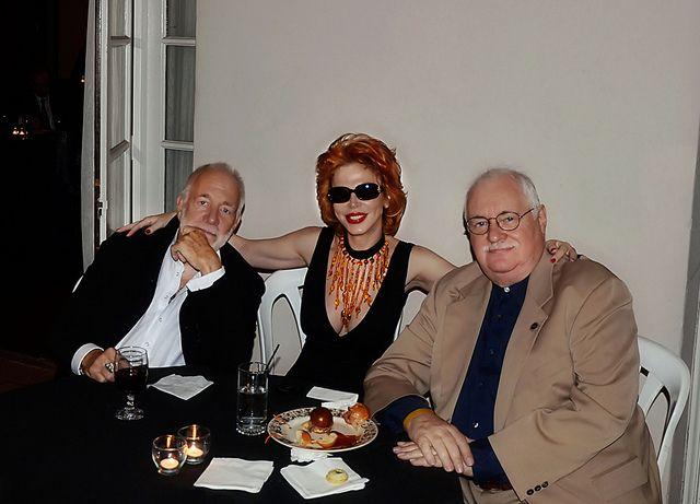 howard hesseman pinterest | ... couple of 1st class gentlemen...With Howard Hesseman and Carl Gottlieb