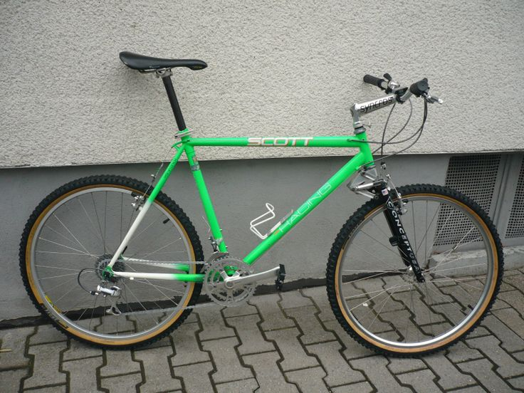 1991 Scott Pro Racing Bicycles Pinterest Mtb And Bicycling