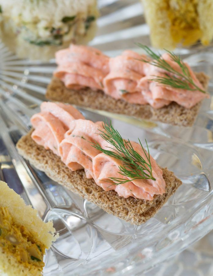Best 25 canapes recipes ideas on pinterest canapes for Smoked salmon mousse canape
