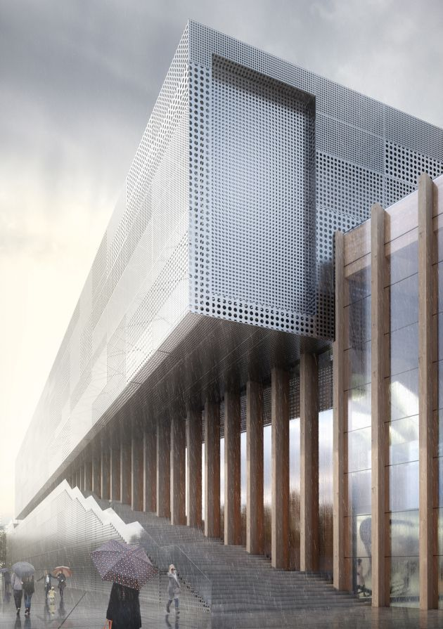 CGarchitect - Professional 3D Architectural Visualization User Community   East Gallery