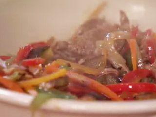 Wok de carne | Recetas | Utilisima.com