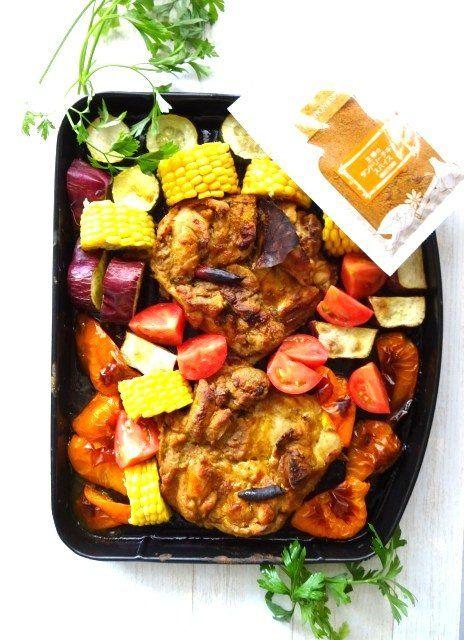 料理にとことんやる気が出ない日は王様のタンドリーチキンスパイスのぎゅうぎゅう焼きで乗り越えよう