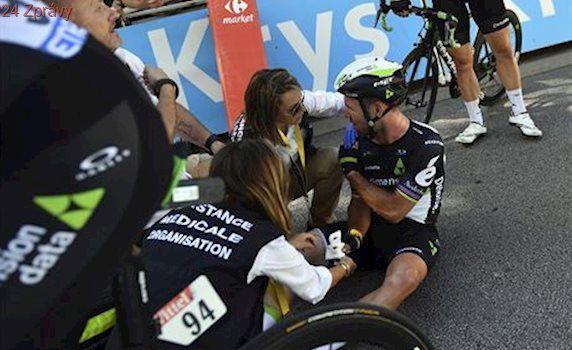 Cavendishovi vyhrožují fanoušci Sagana. Přestaňte psát mně i rodině, prosí Brit