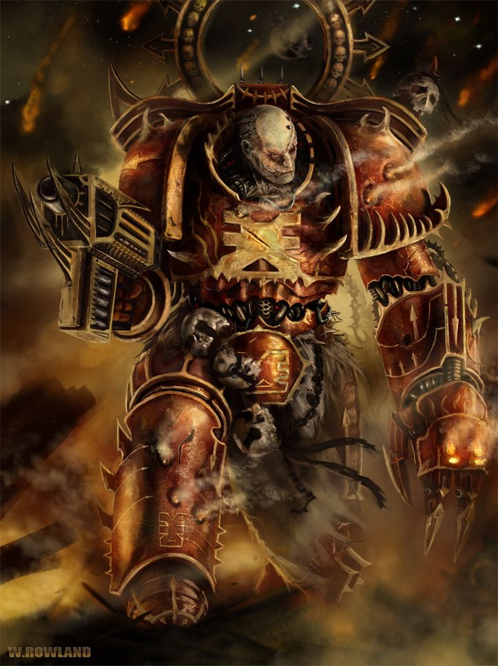110 best images about 40k. Chaos/Khorne on Pinterest ...