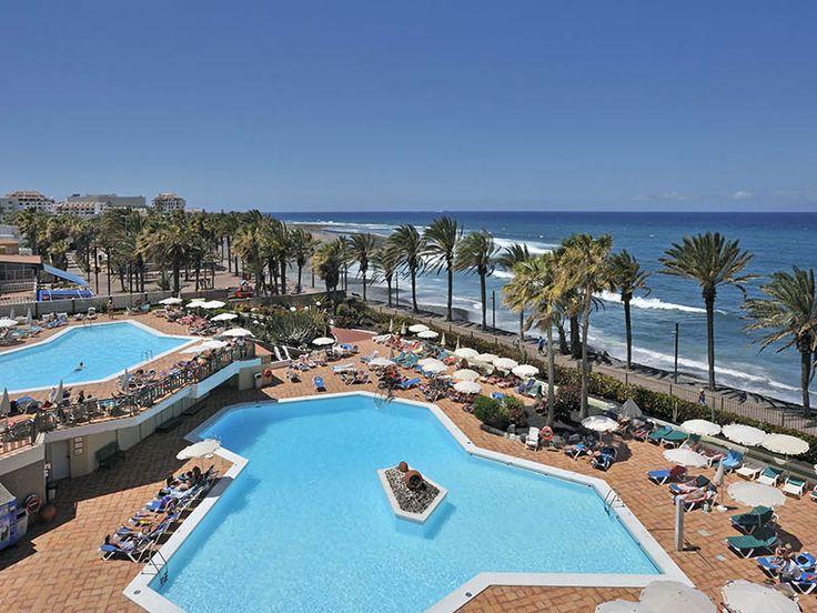 Canary Islands Resorts All Inclusive | Hotel Sol Tenerife, Playa De Las Americas, Tenerife, Canary Islands