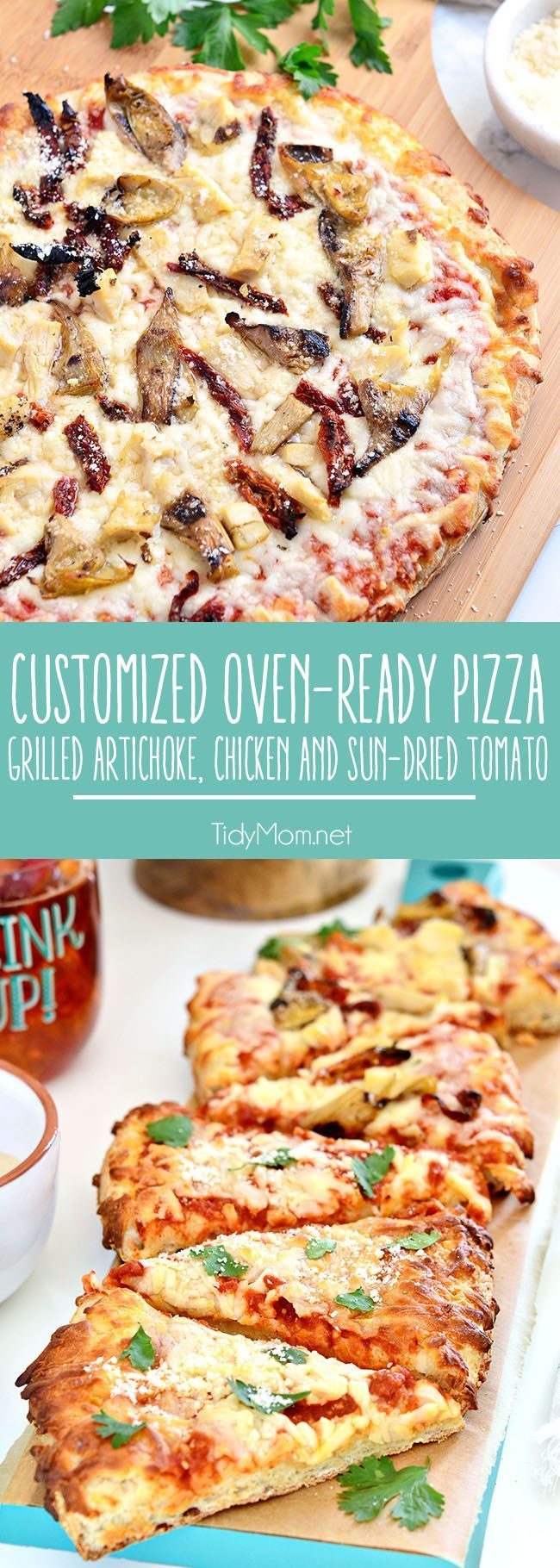 46 best For the Pizza Lover images on Pinterest | Pizza recipes ...
