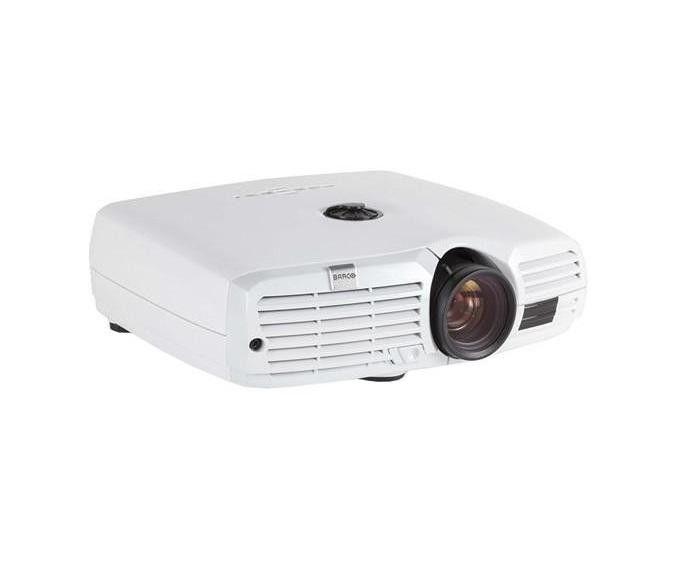 Barco CVHD-31B FullHD 1080p 1920x1080 3000 Lumens Portable DLP Projector R9023251 White