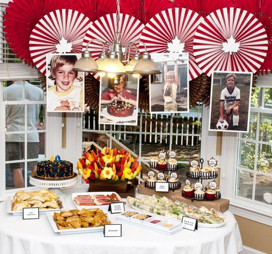 17 Best Images About 40th And 50th Birthday Party Ideas On
