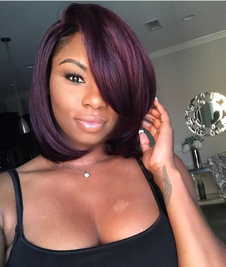 Medium Hairstyles For Black Women easy medium hairstyles for black women httpwwwhairstyleycom Hairspiration Uniqueeverything This Hair Is Gorg On You This 34 Wig Sexy Hairstylesmedium Hairstyleswedding Hairstylesprotective