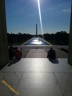 Usa: Washington, DC, passeggiando nei Memorial Parks