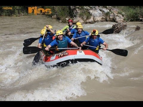 Rafting Granada y rafting Benameji: fans del rio Genil y Guadalfeo