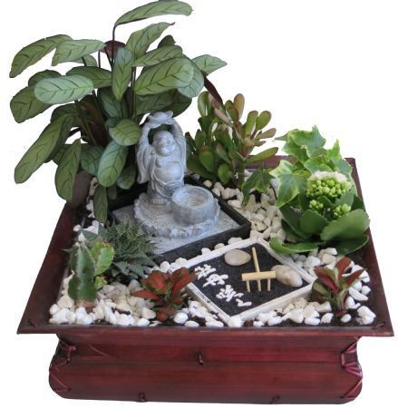 M s de 25 ideas incre bles sobre jardin zen miniatura en - Jardines zen miniatura ...