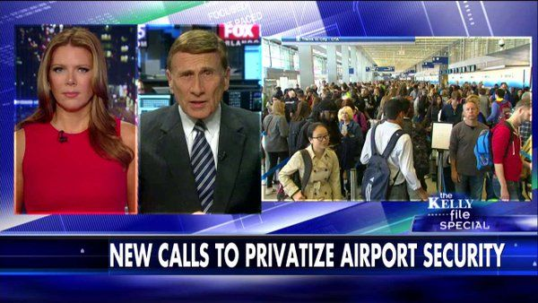 """RNR Kentucky (@RNRKentucky)   Twitter John Mica: """"We have thousands of people who are undocumented working behind secure areas in our airports.""""#KellyFile"""