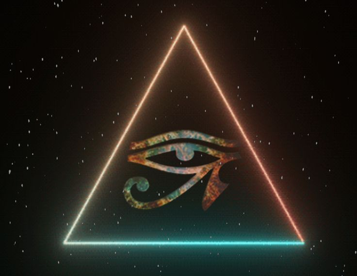 119 best images about Eye in the Triangle (Third Eye) on ... Eye Of Horus In Triangle