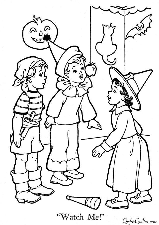 64 Best Halloween Coloring Pages Images On Pinterest