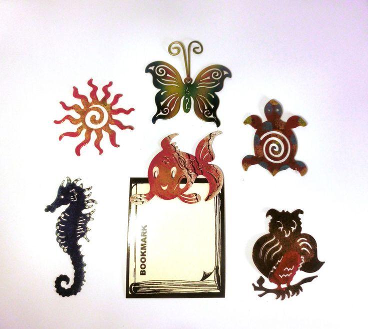 Lesezeichen, Geldklammer Eule Seepferdchen Fisch Schildkröte Schmetterling Sonne in Möbel & Wohnen, Feste & Besondere Anlässe, Geschenkverpackung   eBay!
