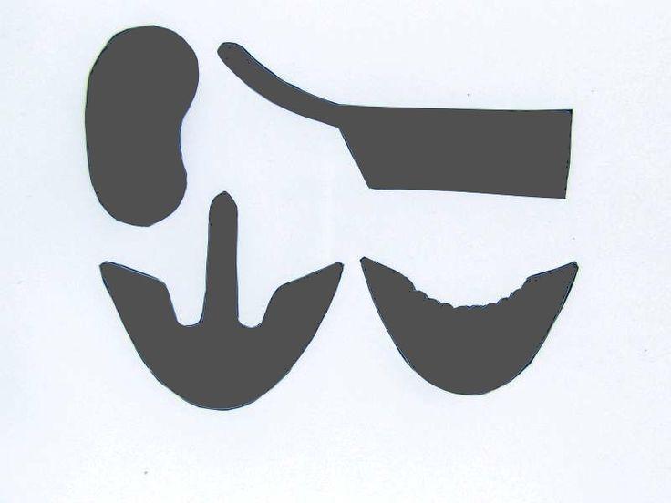 Šablona na detské topánočky , predmety, fotopostupy | Tortyodmamy.sk