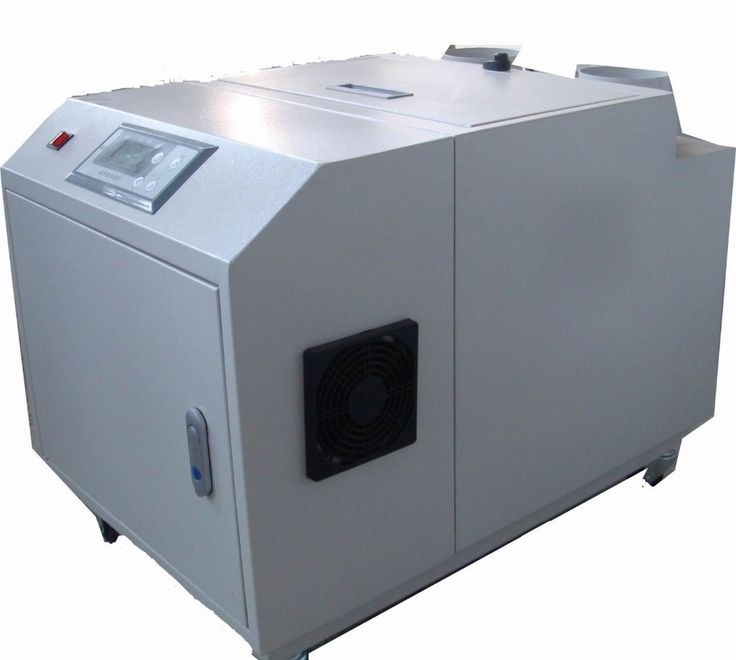 Big capacity Industrial ultrasonic steam humidifier for textile artificial ZS-40Z