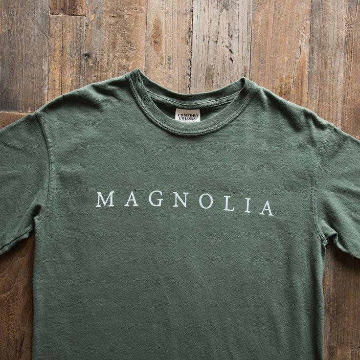 Sage Magnolia Market shirt- Fixer Upper- chip and jo- gotta have it