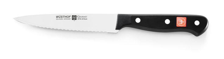 "Gourmet 4.5"" Serrated Slicing Knife"