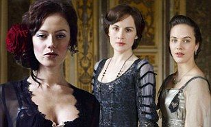 Downton Abbey effect sees surge in vintage nightwear sales | Mail Online