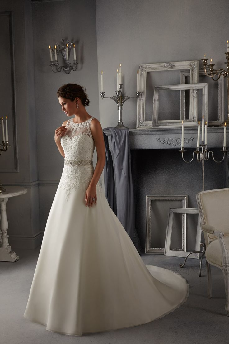 TRENDY MORI LEE-49 abiti da sogno, per #matrimoni di grande classe: #eleganza e qualità #sartoriale  www.mariages.it
