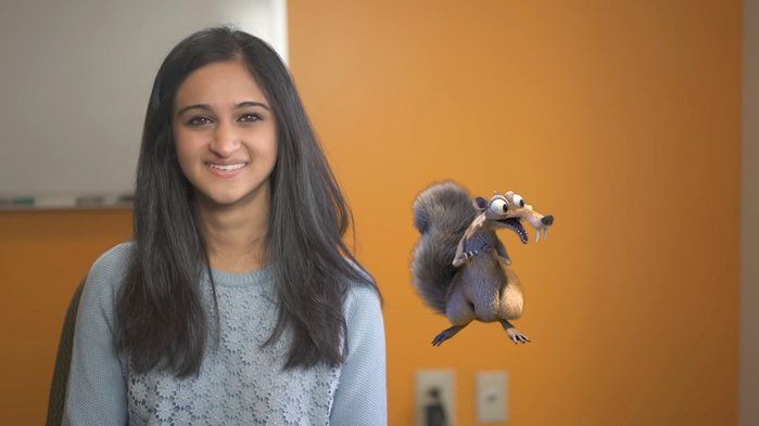 Hour of Code: Saloni teaches If/Else statements with Scrat the Squirrel from Ice Age - Technologies,STEM (3,4,5,6). The Hour of Code is a one-hour introduction to computer science, designed to demystify code and show that anybody can learn the basics.  In this video, Saloni explains what an If/Else statement is. With the help of Scrat the Squirrel from Ice Age, she goes on to demonstrate how If/Else blocks can be used to program characters' movements.