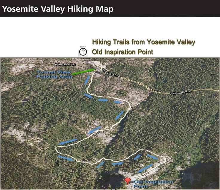 Yosemite Valley Floor Tour: 17 Best Images About Yosemite Valley Hiking Maps On