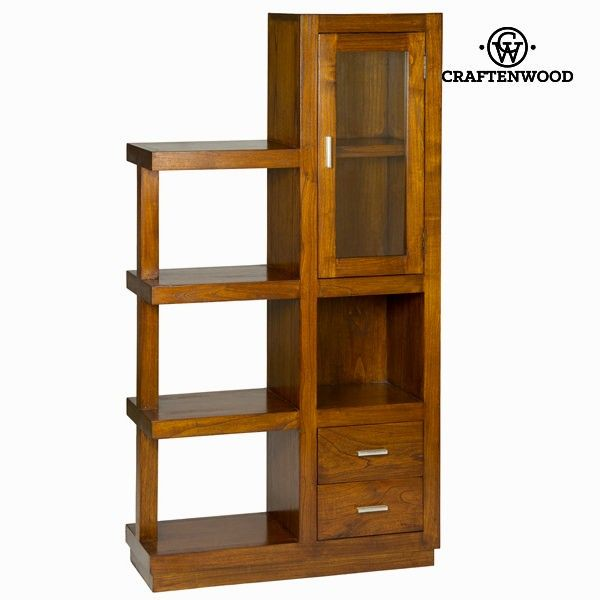 Shelves Mindi Wood 150 X 80 X 30 Cm Chocolate Collection By