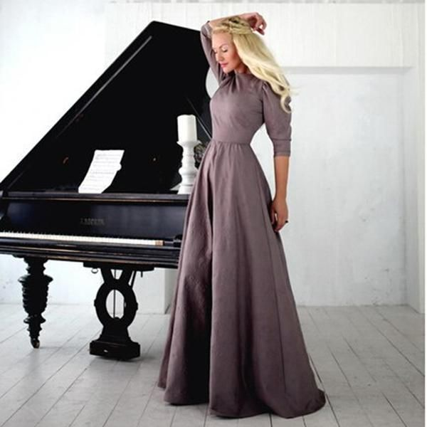 Cheap dresses long sleeve