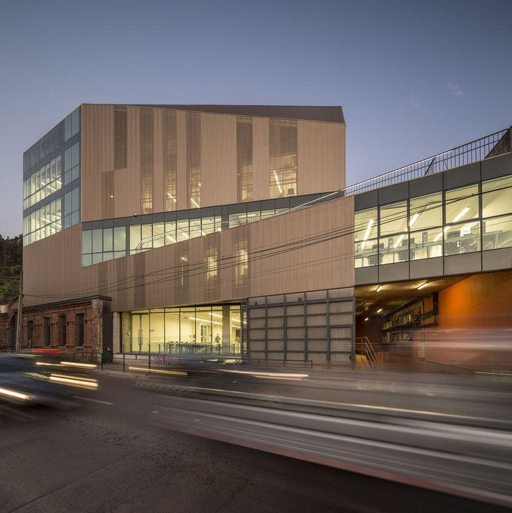 Galería de Campus Creativo Universidad Andrés Bello / Schmidt Arquitectos Asociados - 14 - Inspiration for SI arhcitects