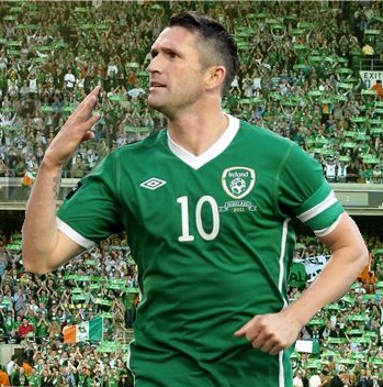 Robbie Keane - Ireland's greatest goalscorer and gave Spurs fans something to cheer about during some dark days.
