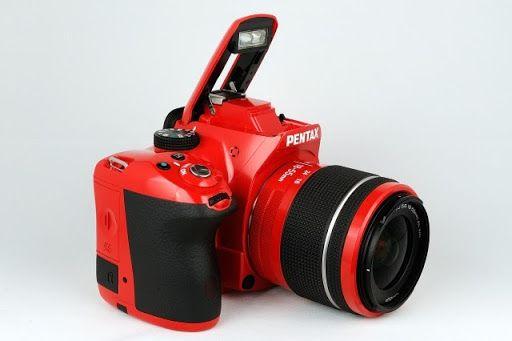 Examen appareil photo numérique en français - Digital Camera Review in French: Pentax K-50 examen