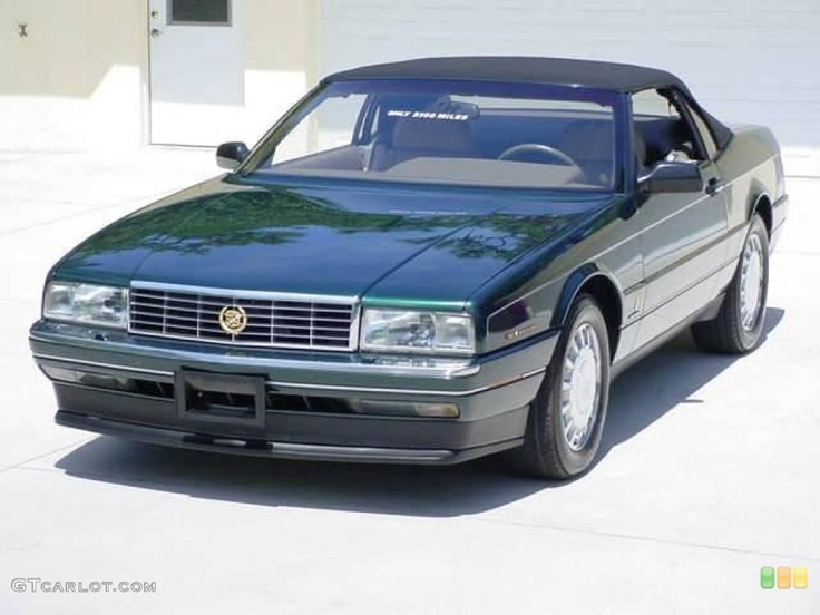 Top 25 ideas about Cadillac 1951-2000's on Pinterest ...