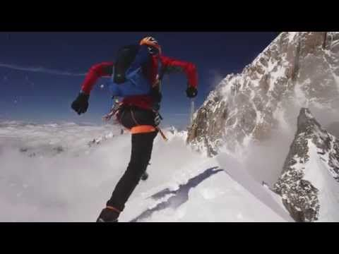 Explore Mont Blanc with Kilian Jornet, Ueli Steck, Candide Thovex, and Google Maps - YouTube