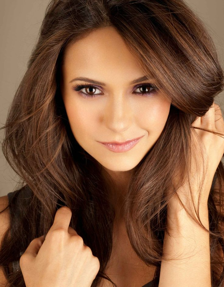 nina dobrev...can I please just BE you?