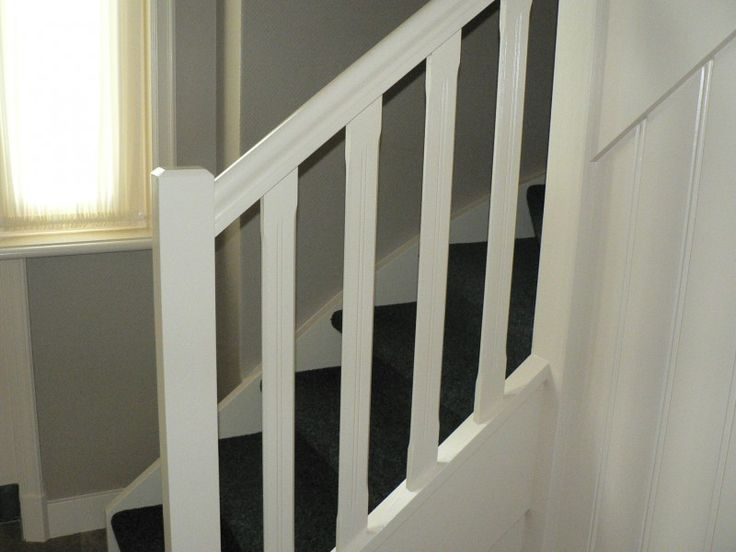 101 beste afbeeldingen over trappenhuis en gang op for Balustrade trap