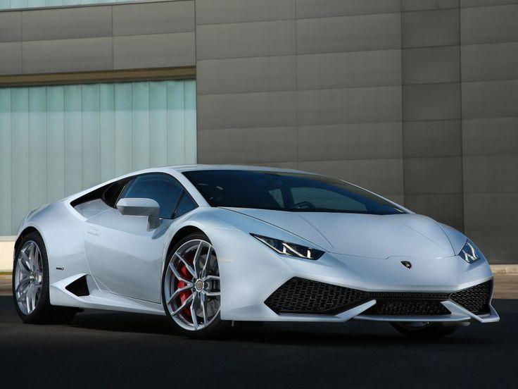5.Lamborghini Huracán: Critics of Lamborghini's entry-level model say its design is just too plain. ... - Lamborghini