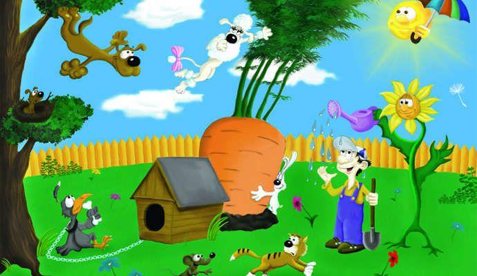 Веселые небылицы для детей