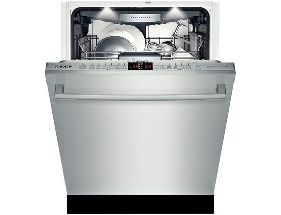 Bosch Third Rack Dishwashers - SHX9PT55UC new model extra quiet. Like this one.