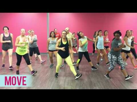 Luke Bryan - Move (Dance Fitness with Jessica) - YouTube