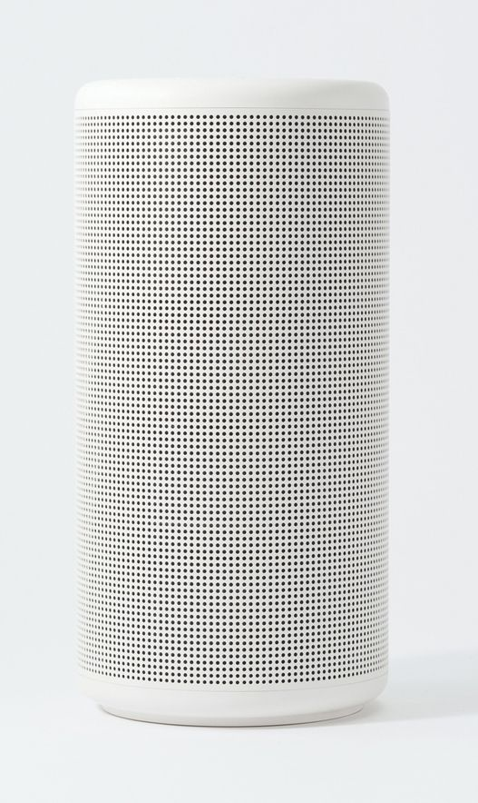 Muji has launched a new air cleaners