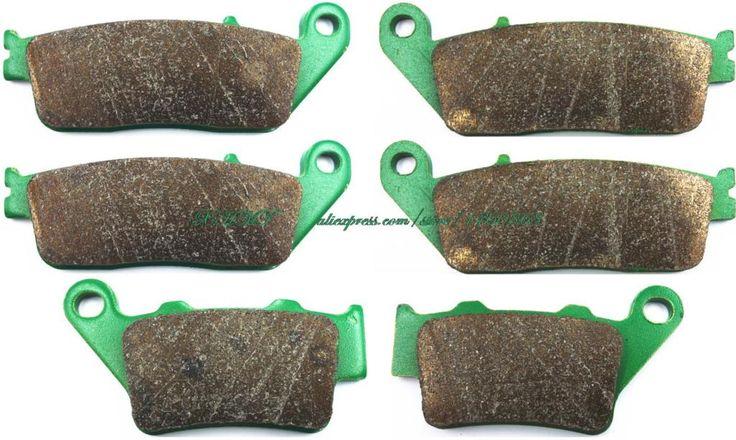 Disc Brake Pads Set for TRIUMPH STREET TRIPLE 675 2013 & up #Affiliate