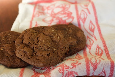 Spiced Chocolate Sugar Cookies | Cookies | Pinterest
