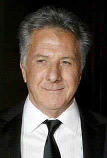Dustin Hoffman - Known for Rain Man (1988).