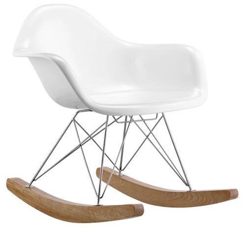 Eames Plastic Armchair RAR, 1950