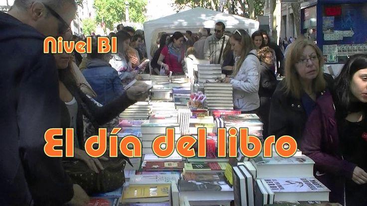 El Dia del Libro in Spain!  Cool explanation of this celebration!