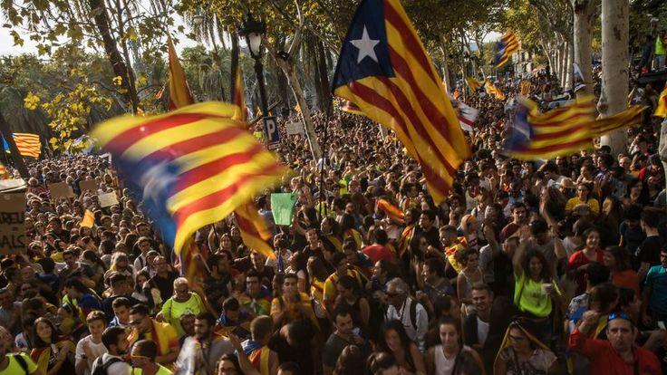 Últimas noticias del referéndum de Catalunya, en directo