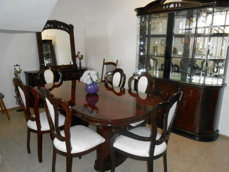 Italian Lacquer Dining Room Furniture Arienne Set Promo Items 0 Financing